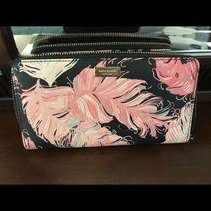 Kate Spade Floral Design Wallet